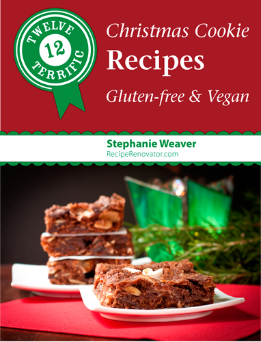 12 Terrific Chrismas Cookie Recipes PDF